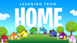 remote distance learning from home