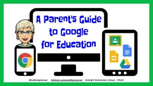 Parent Guide to Google For Education