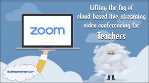 Zoom help pdf for teachers