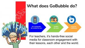 GoBubble for Teachers