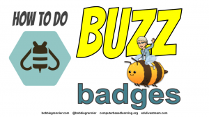 How to Make BUZZ Badges