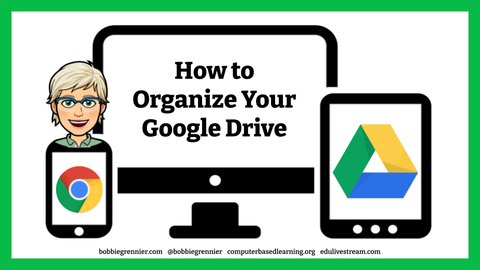 How to Organize Your Google Drive